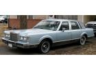 TOWN CAR I 1980-1989