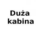 DUŻA KABINA