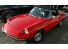 Spider cabrio 1973-1993