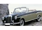 W180 / W128 COUPE/CABRIO 1956-1959