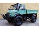 UNIMOG 406-421 1963-1978