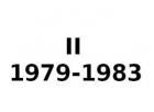 II 1979-1983