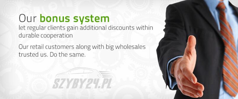 Our bonus system