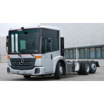Mercedes Econic 1999- [High Cab] 2010x1315