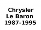 LE BARON 1987-1995