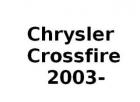 CROSSFIRE 2003-
