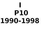 I P10 1990-1998