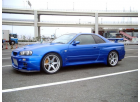 R34 1999-2002 COUPE