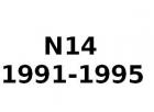 N14 1991-1995
