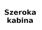 SZEROKA KABINA 2457x820