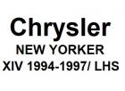 NEW YORKER XIV 1994-1997 / LHS