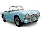 TR4 / TR4A / TR5 1961-1968
