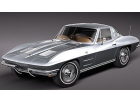 CORVETTE C2 1962-1967 (STING RAY)