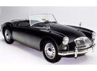 MGA Roadster 1955-1962
