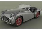 TR3 / TR3A / TR3B 1955-1962
