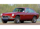 MGB GT (Coupe) 1965–1980