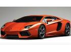 Lamborghini Aventador 2011-