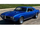 FIREBIRD COUPE 1967-1970