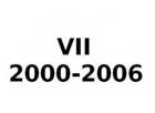 VII 2000-2006