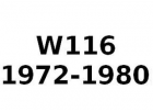W116 1972/1980