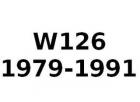 W126 1979-1991