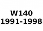 W140 1991-1998
