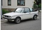 GOLF I CABRIO 1974-1993