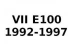 VII E100 1992-1997