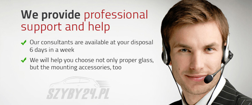 We provide professional support and help